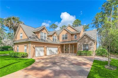 New 5 Beds 4 Baths Single Family Listing in ORLANDO!