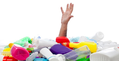 Beware of Plastics