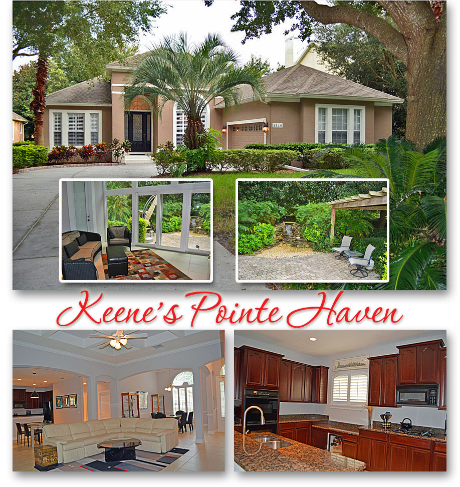 Homes for sale in Keenes Pointe