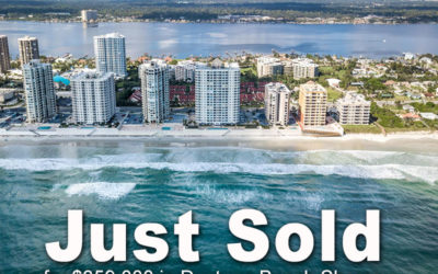 Just Sold in Daytona Beach Shores